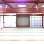 大和高田市営斎場 控室