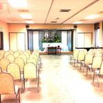 大和高田市営斎場 式場