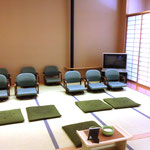 野菊の里 控室