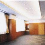 鶴見斎場 控室