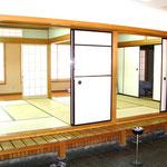 清浄会館 控室