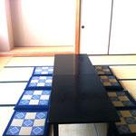 鶴見斎場 親族控室