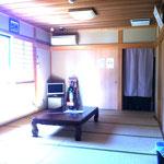 西栄寺 控室
