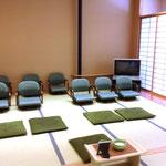 野菊の里控室