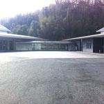 野菊の里 駐車場