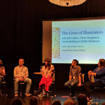 Jill Calder - Live Events - Edinburgh International Book Festival - panel event