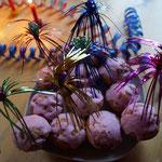 Himbeermuffins mit rosa Zuckerguss - Patricia Stich 2015