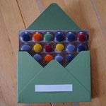 Miniadventskalender verpackt