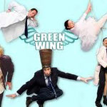green wing - british comedy