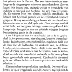 julian barnes - flauberts papegaai 1e blz.