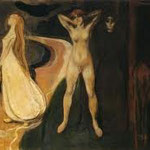 edvard munch - 3 stages in a woman's life