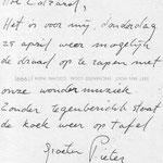 Edzard Dideric Pieter Bijwaard = Toc edit.
