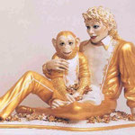 culture & the feminine (jeff koons michael jackson)