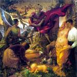 culture & the feminine (otto dix)