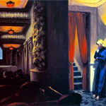 culture & the feminine (edward hopper)