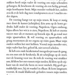 vaandrager - de avonturen van cornelus bastiaan vaandrager 1e blz.