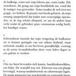 jean-philipe toussaint -de badkamer 1e blz.
