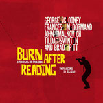 the coen brothers - burn af ter reading poster