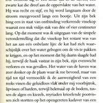 jean philippe toussaint - de aarzeling 1e blz.