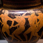 greek erotic vase