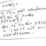 paradijs -e.dideric handschrift 2011