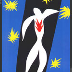 fall of icarus (matisse)