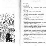 alfred jarry - uburleske eerste pagina's