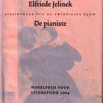 elfriede jelinek - de pianiste