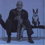 sonny rollins sax & dog