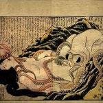 hokusai - octopussy