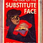 erle stanley gardner - substitute face