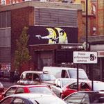 banksy - graffiti redone
