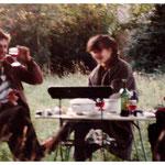 Rob Scholte, Sandra Derks, Edzard Dideric in BergenNH.