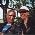 Edzard en Marjolein motorduivels