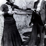 culture & the feminine (the original bonnie and clyde)