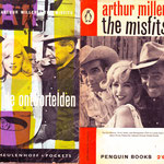 the misfits and de ontwortelden - frontcovers
