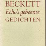 beckett - echo's gebeente