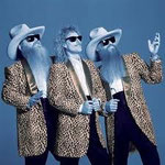 zz top - 2 beards & no beard