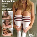 woody allen - it's about socks