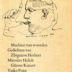 machine van woorden - various poets.