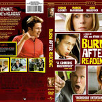 the coen brothers - burn after reading