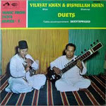 vilayat and bismillah khan - jugalbandi