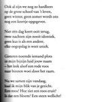 wislawa szymborska - einde en begin 1e gedicht