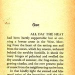 evelyn waugh - the loved one 1th page