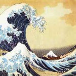 hokusai - the big wave