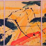 209  Tryptichon 1   (3x30x40)   2011