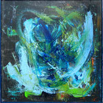 23  Blue Motion   (60x60)   2012