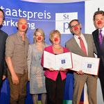 Sonderpreis Dialogmarketing für ROTE NASEN Clowndoctors