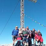 RAX Gipfelbesteigung 2019