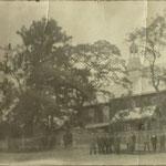 Kościół we Wróblewie, nieznany rok, przed 1939 r.